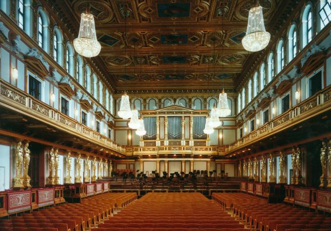 Musikverein - Großer Saal