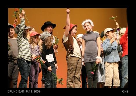 Brundibar 2009 - die Kinder haben triumphiert