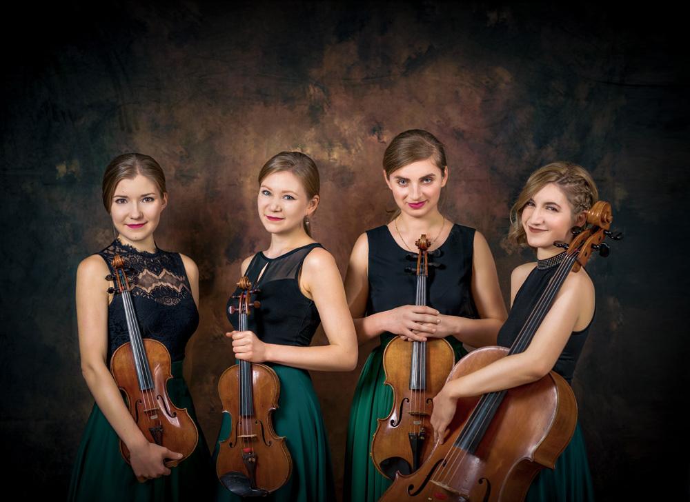 Selini Quartett (c) Damian Posse
