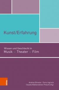 Buchcover: Kunst/Erfahrung