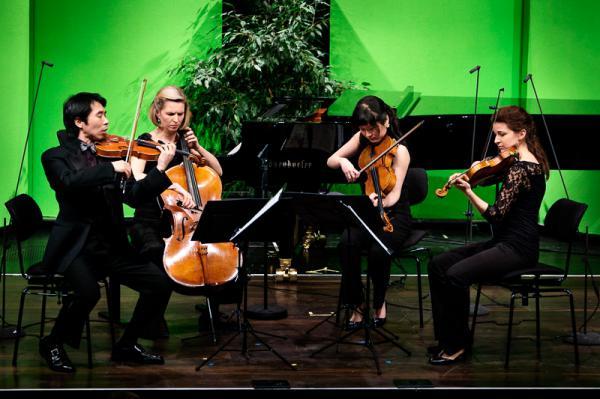 Pacific Quartett Vienna