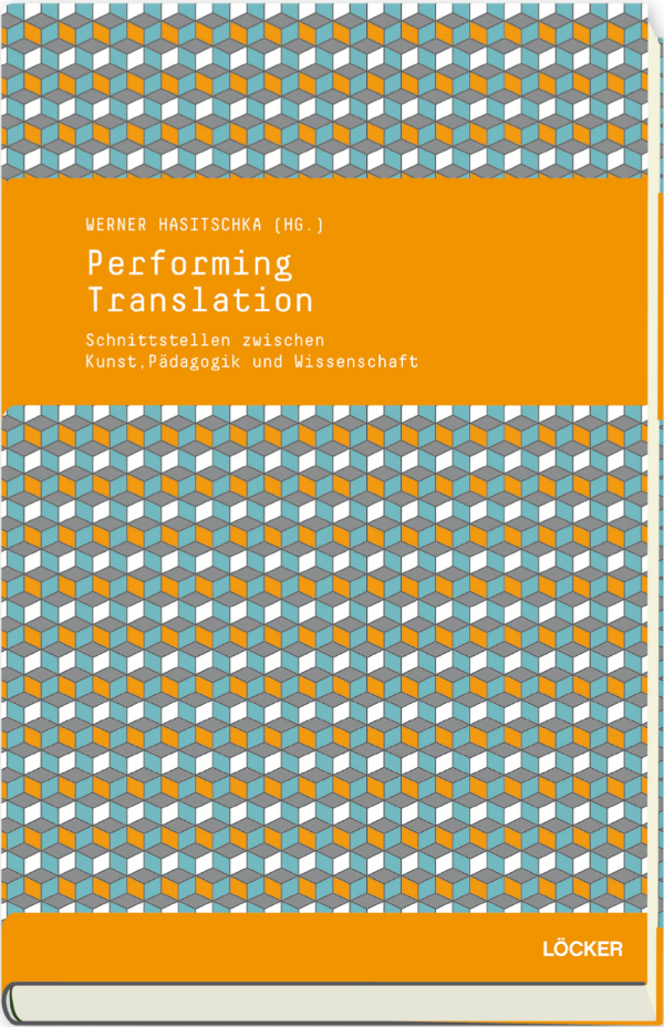 Performing Translations Buchcover