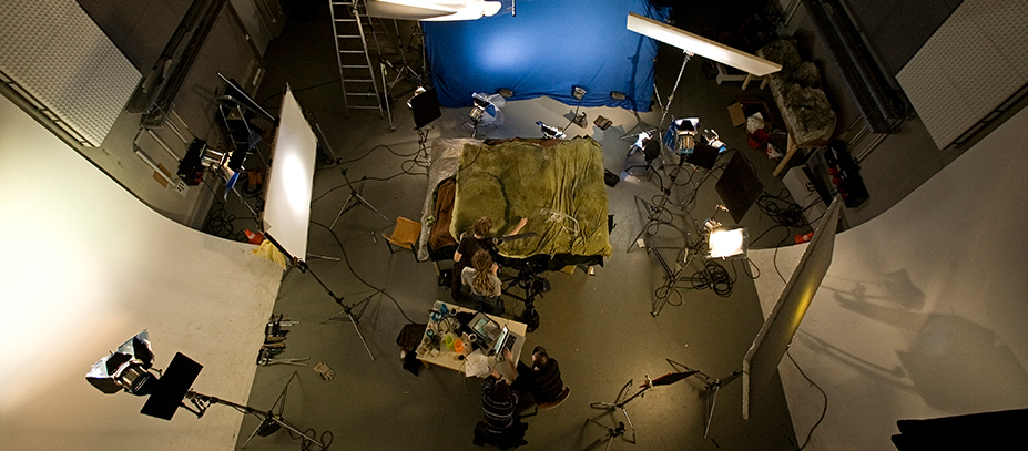 Filmstudio, Filmakademie Wien