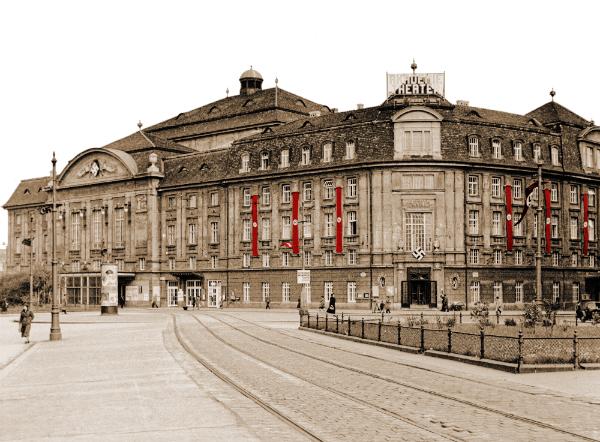 Akademietheater in der NS-Zeit