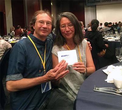 Andreas Weixler und Se-Lien Chuang