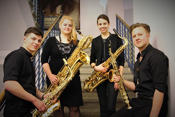 Aureum Saxophonquartett