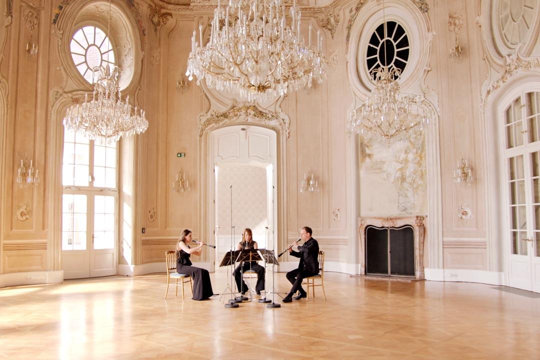 Kammermusik aus Wien_Oboen-Trio