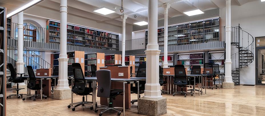 Bibliothek der mdw
