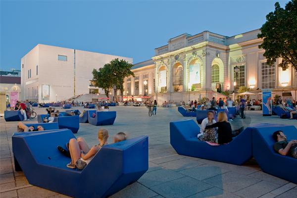 Chamber Open Air im Museumsquartier