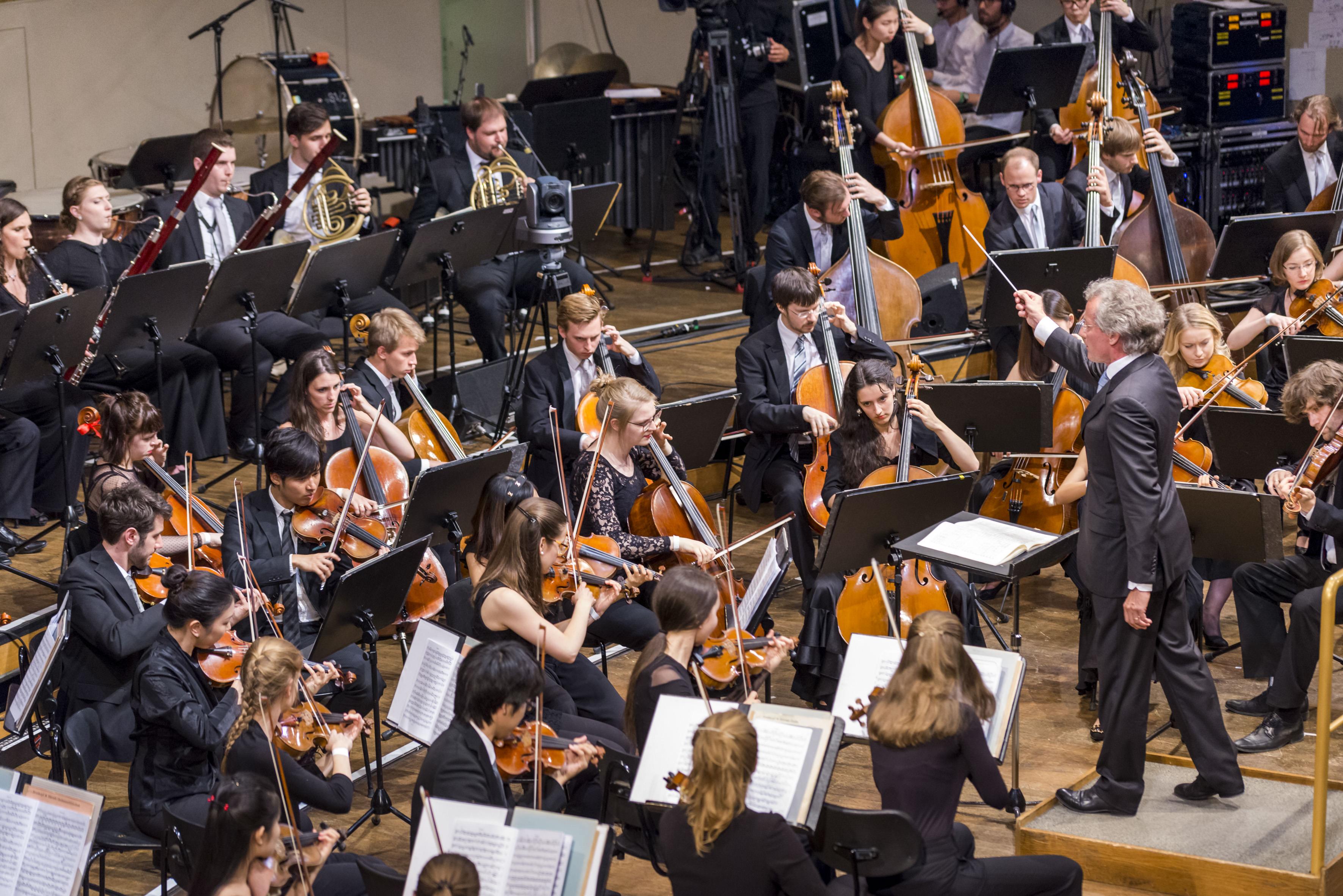 Webern Symphonie Orchester
