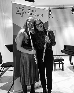 Christine Riedl & Hanna Gindl