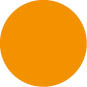 Ampelstatus Orange