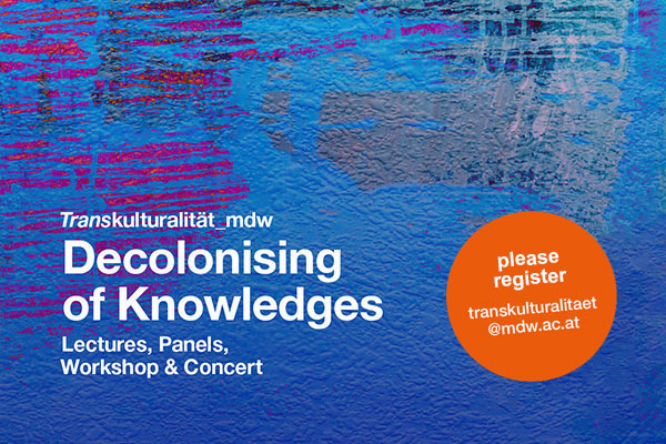 Decolonising of Knowledges