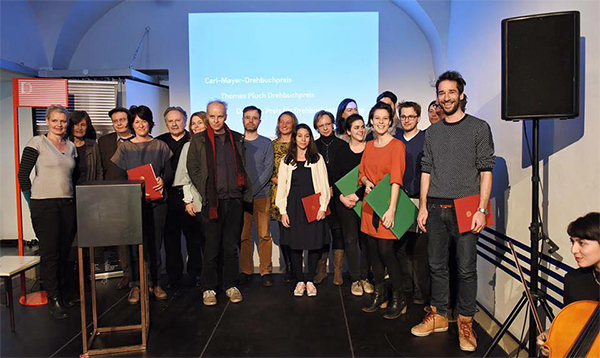 Diagonale 2016 Drehbuchpreis