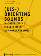 (Dis-)Orienting Sounds