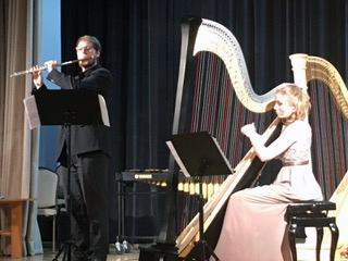 Angela Rief und Fabian Koehring