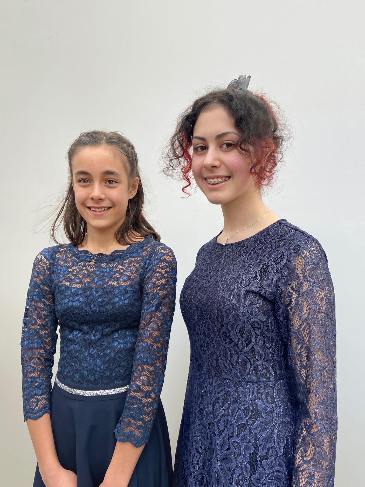 Chiara Lamani und Maya Muratoglu