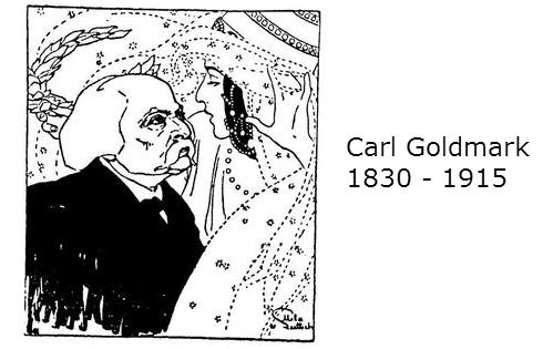 Carl Goldmark Tagung