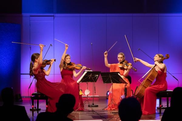 Selini Quartet Stephan Polzer