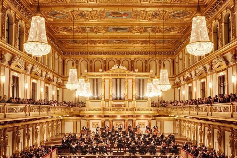 Goldener Saal Musikverein