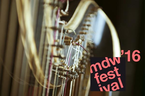mdw Harfenfestival