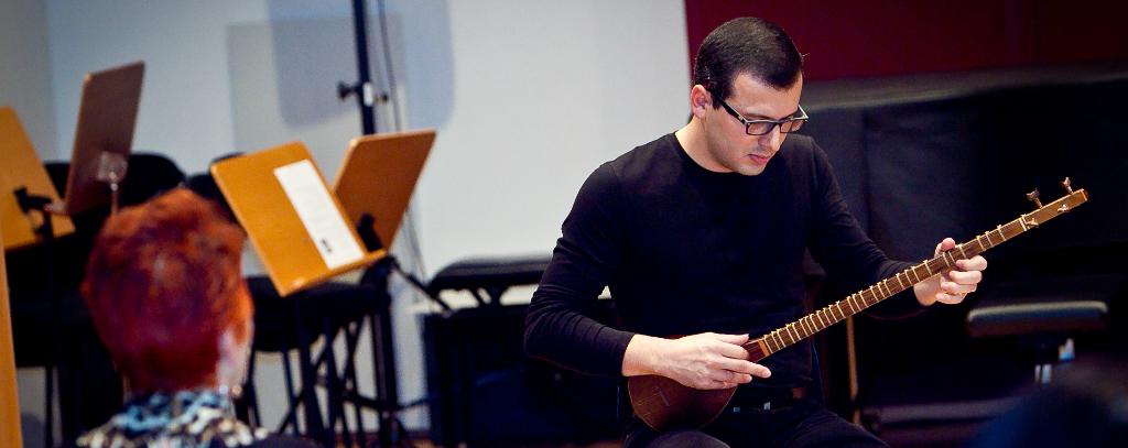 Instrumentalmusikerziehung
