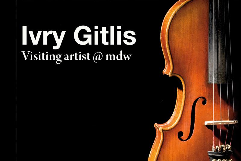 Ivry Gitlis Workshop