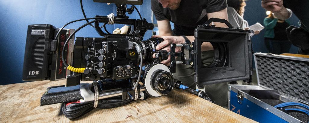 Bildtechnik und Kamera