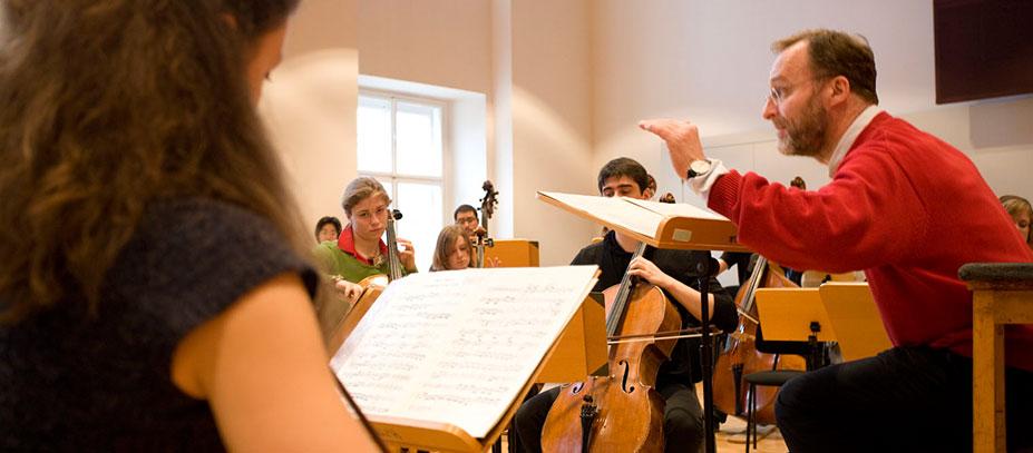 Klavier, Lied und Kammermusikrepertoire