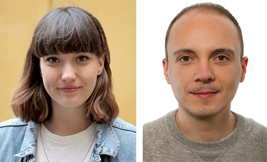 Leni Gruber und Andreas Schiessler