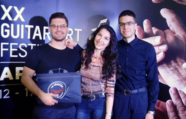 Ahsen Mehovic, Katarina Maric, Andrej Bojovic