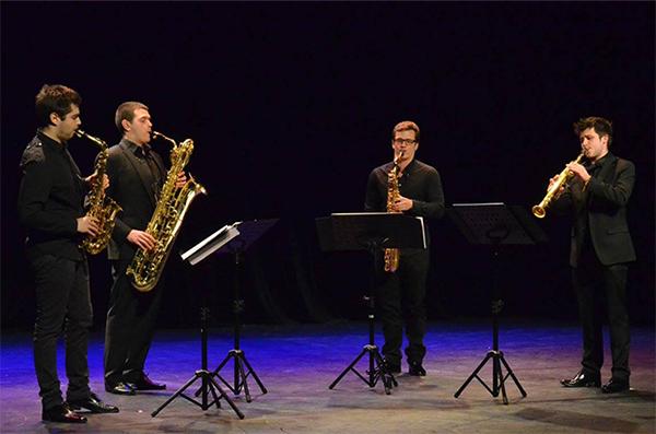 Sonus Saxophonquartett