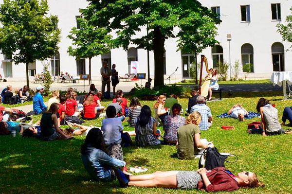 Musiktherapie Sommerakademie