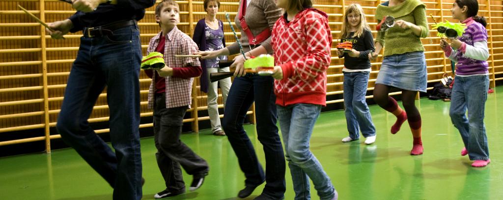 Musik- und Bewegungspädagogik (Mag.)