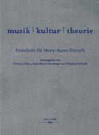 musik theorie kultur