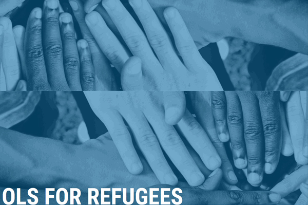 Online Linguistic Support for Refugees