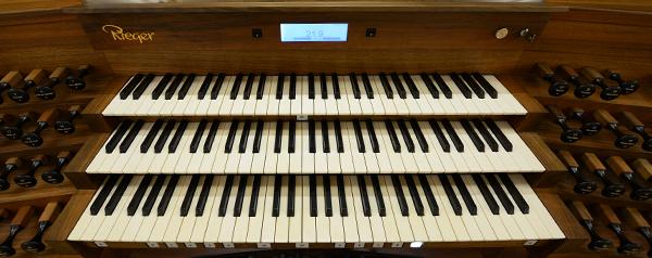 Orgel Improvisation