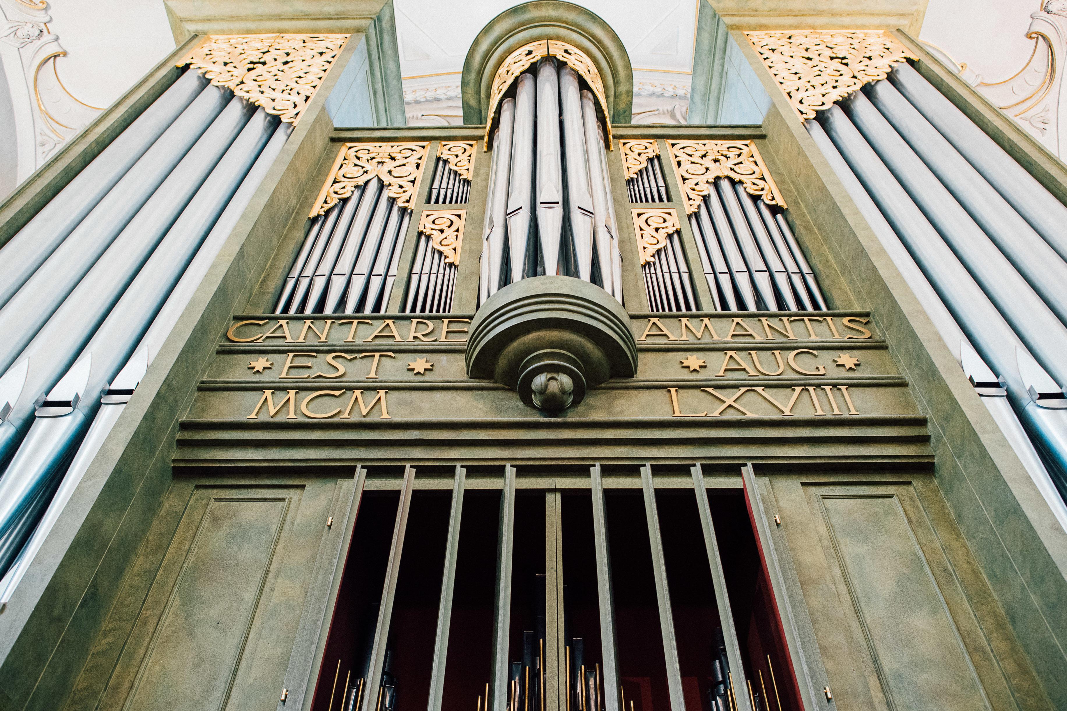 Orgel St. Ursula