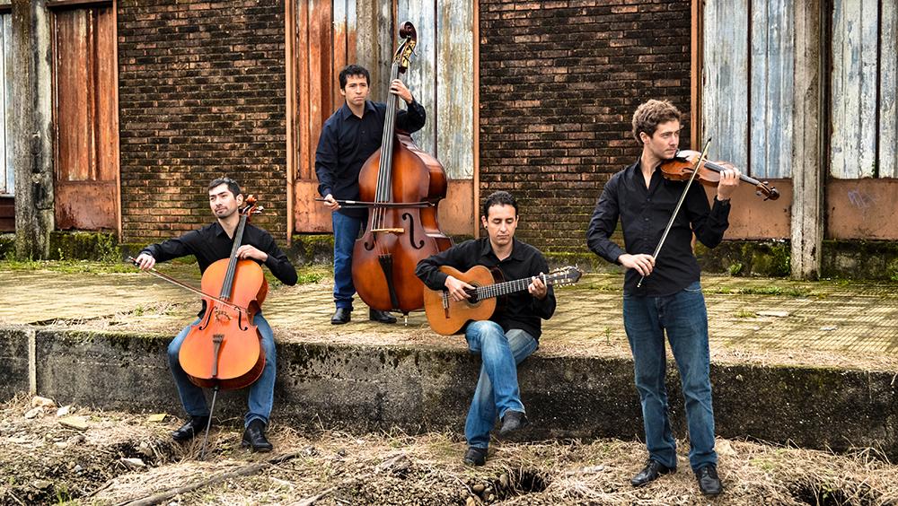 Patagonien Quartett
