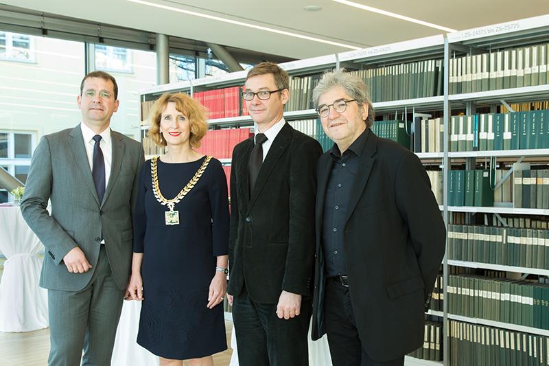 Neue mdw Bibliothek