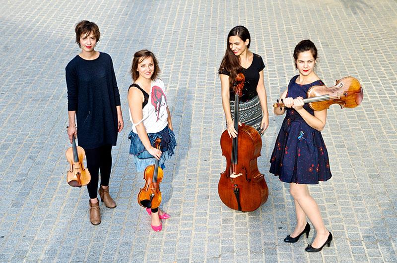 Quatuor Zaide