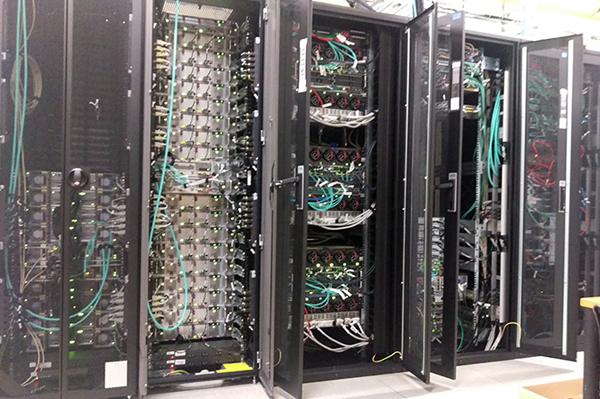 Server-Raum der mdw