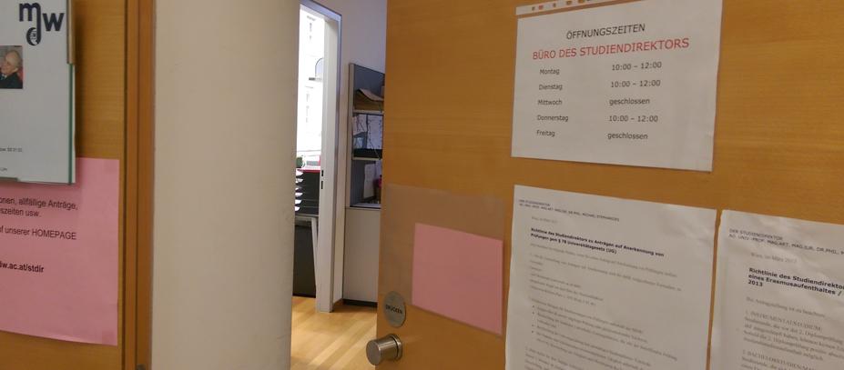 Büro des Studiendirektors