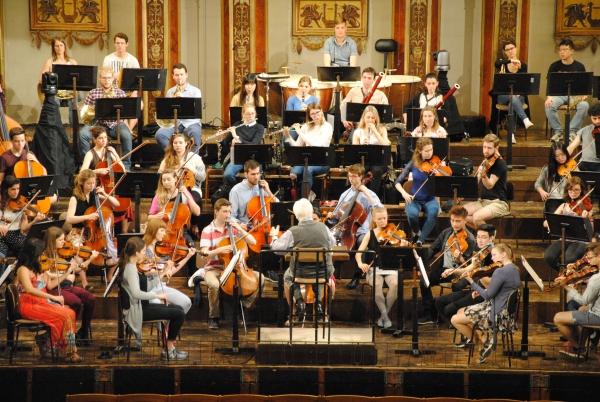 Webern Symphonie Orchester (c) Angelika Dorfer