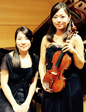 Kyoko Watanabe & Yuki Nambu