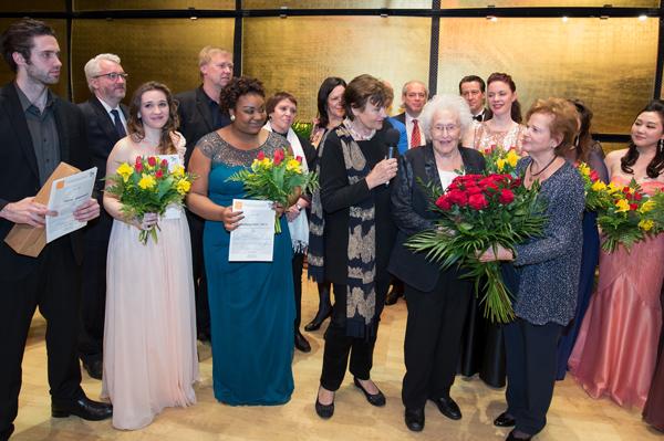 Hilde Zadek Gesangswettbewerb 2015
